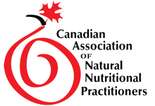 Canadian Association of Natural Nutritional Practitioners logo for Natural Nutrition Clinical Practitioner (NNCP) designation
